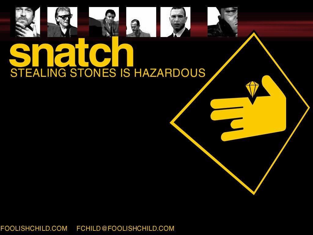 Movies Wallpaper: Snatch