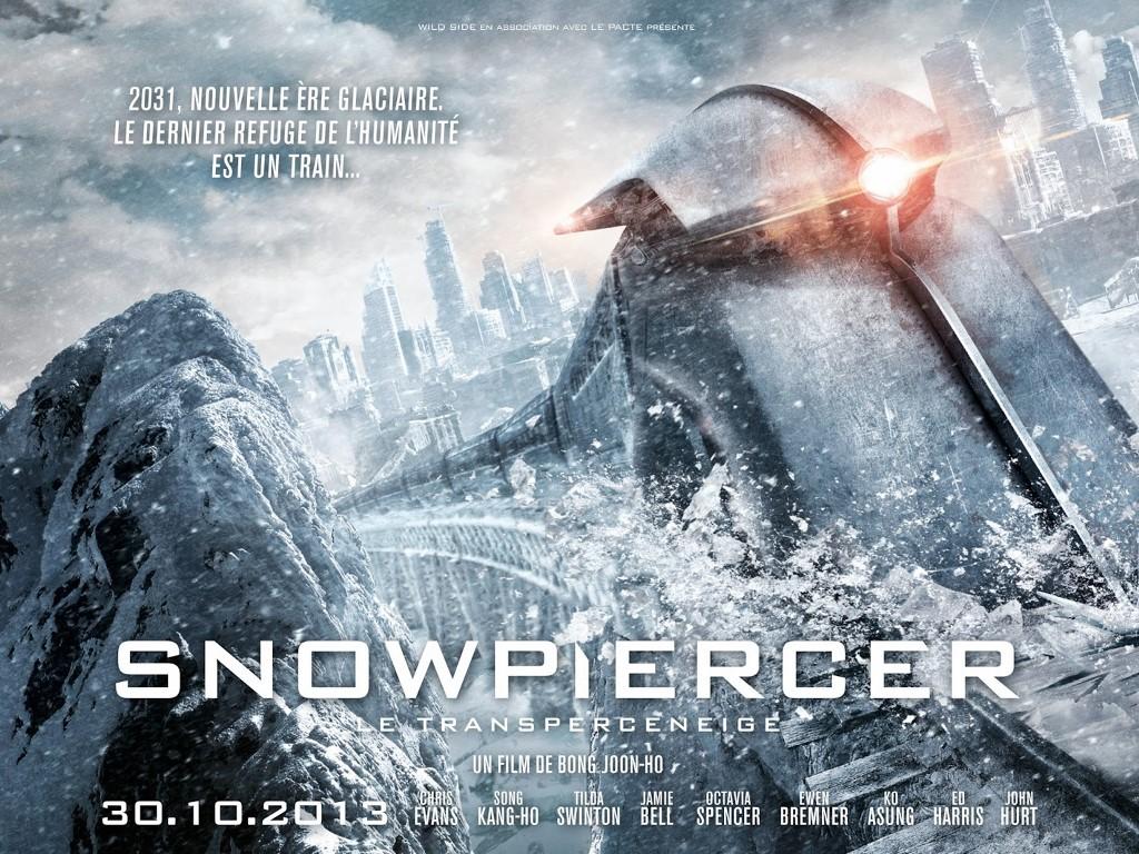 Movies Wallpaper: Snowpiercer