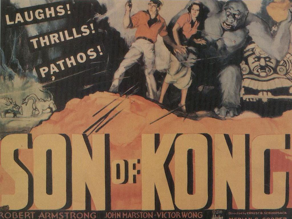 Movies Wallpaper: Son of Kong