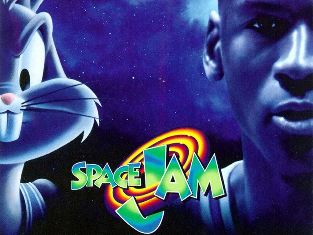 Movies Wallpaper: Space Jam
