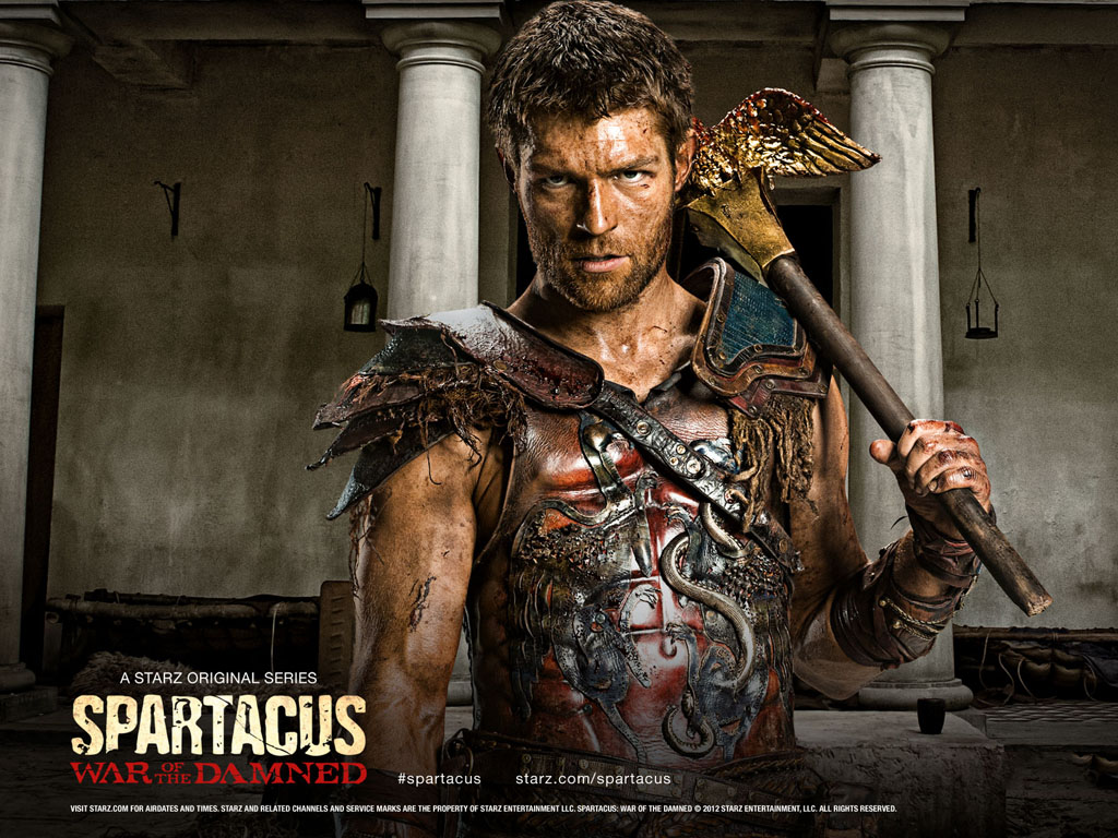 Movies Wallpaper: Spartacus - War of the Damned