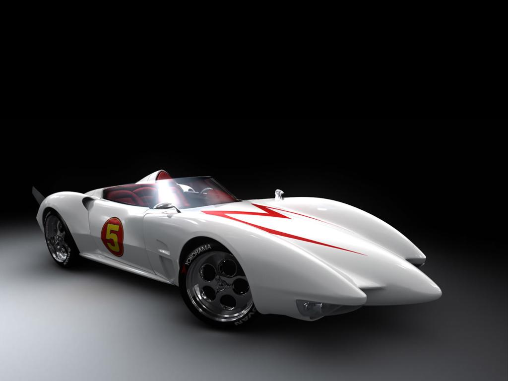 Movies Wallpaper: Speed Racer