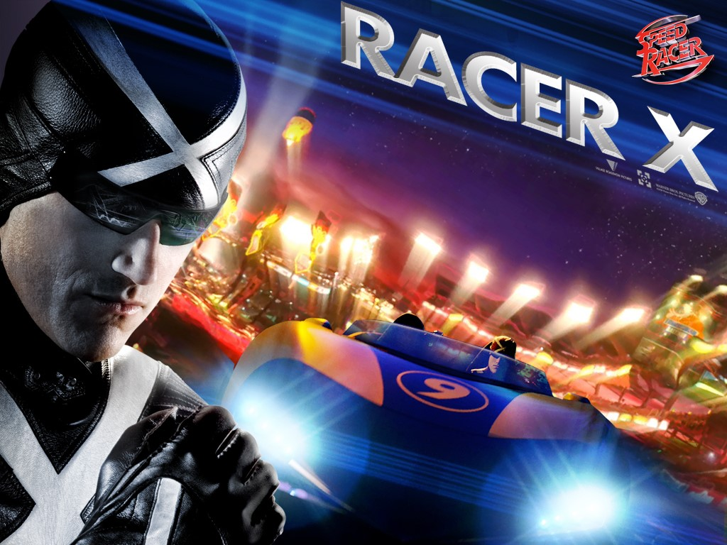 Movies Wallpaper: Speed Racer - Racer X