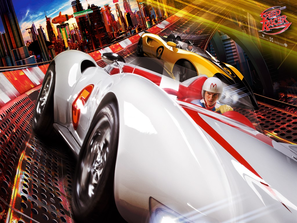 Movies Wallpaper: Speed Racer