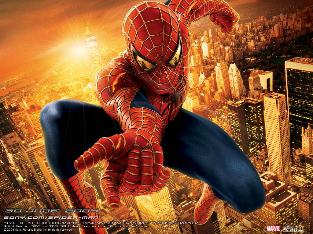 Movies Wallpaper: Spider-Man 2 - Destiny