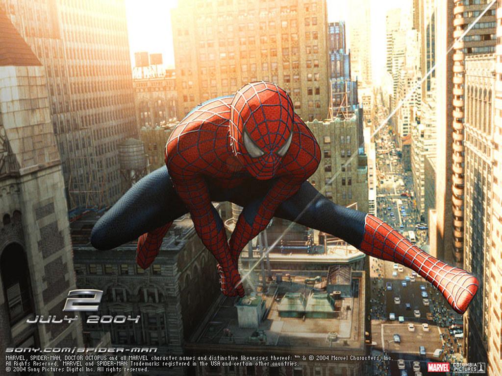 Movies Wallpaper: Spider-Man 2