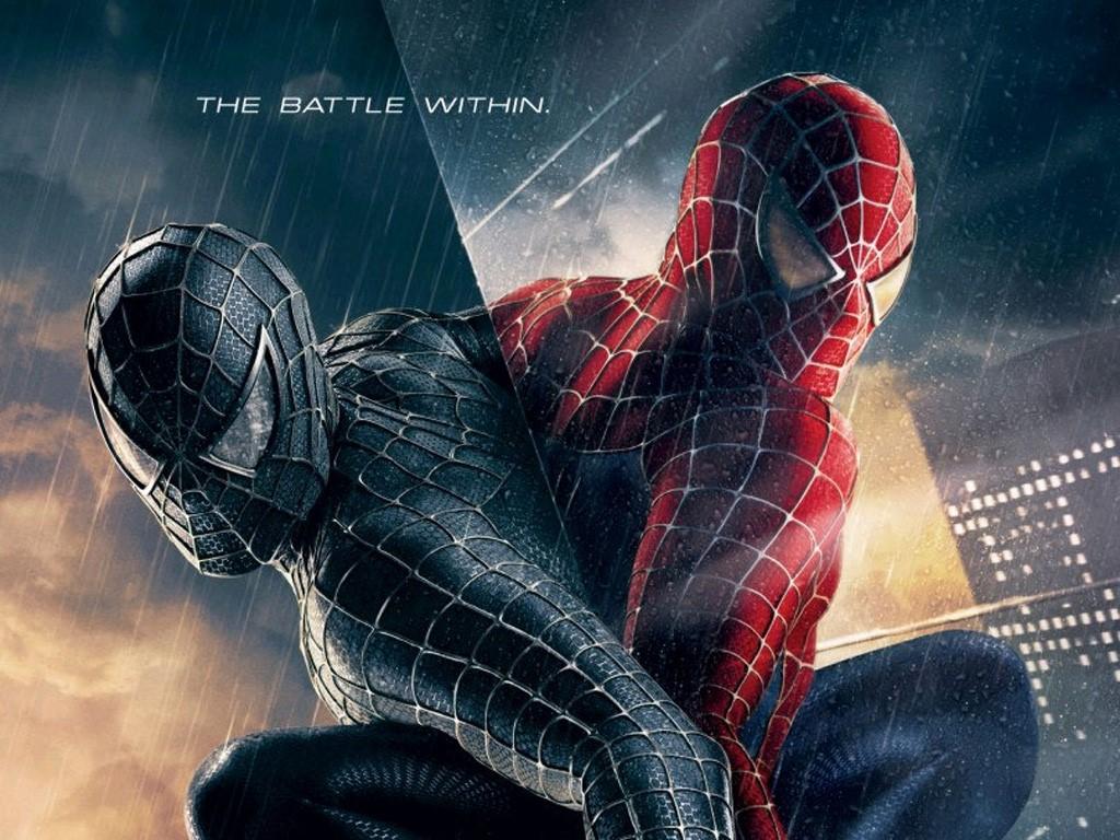 Movies Wallpaper: Spider-Man 3 - Battle Within