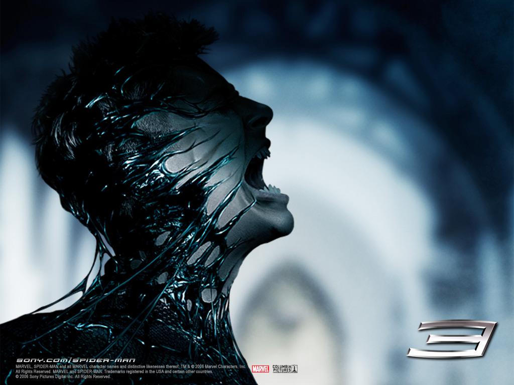 Movies Wallpaper: Spider-Man 3 - Venom
