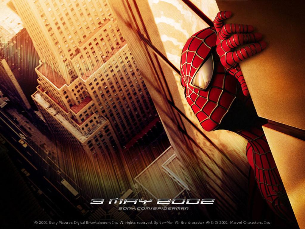 Movies Wallpaper: Spider-Man (2002)
