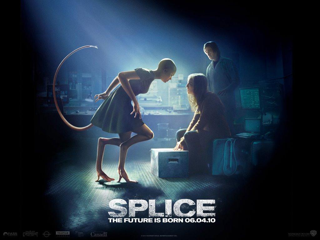 Movies Wallpaper: Splice