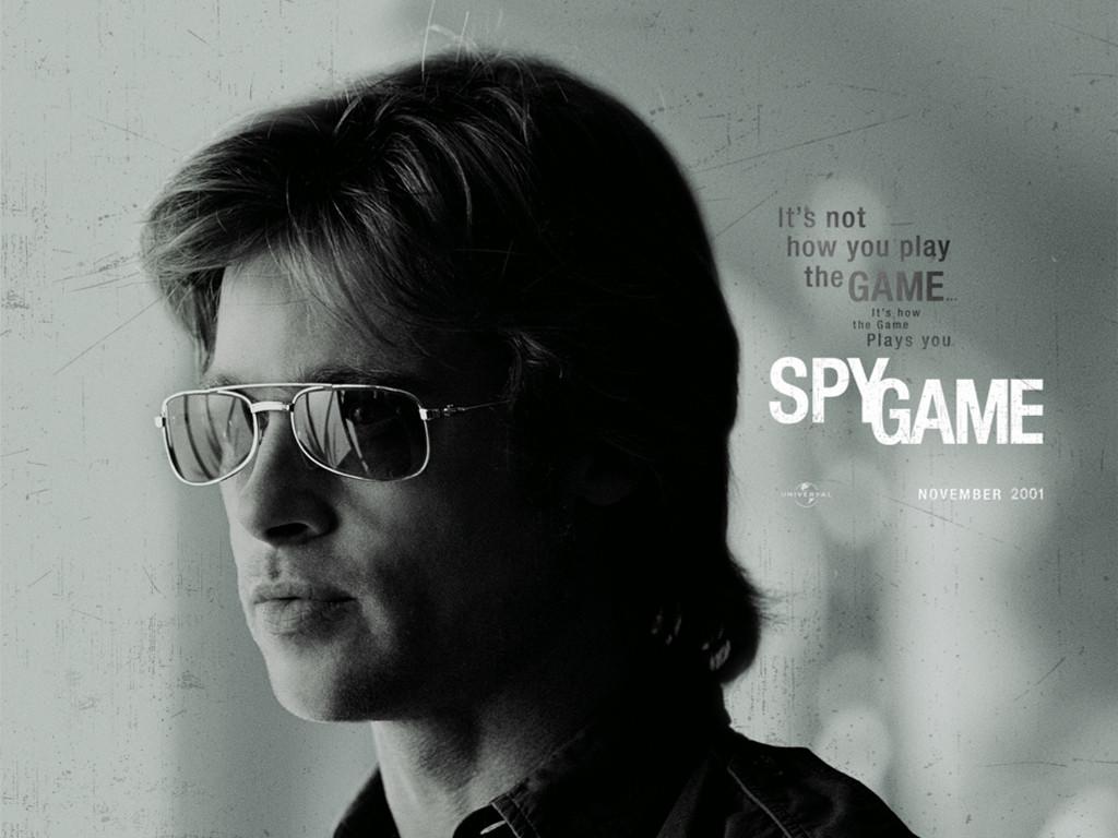 Movies Wallpaper: Spy Game