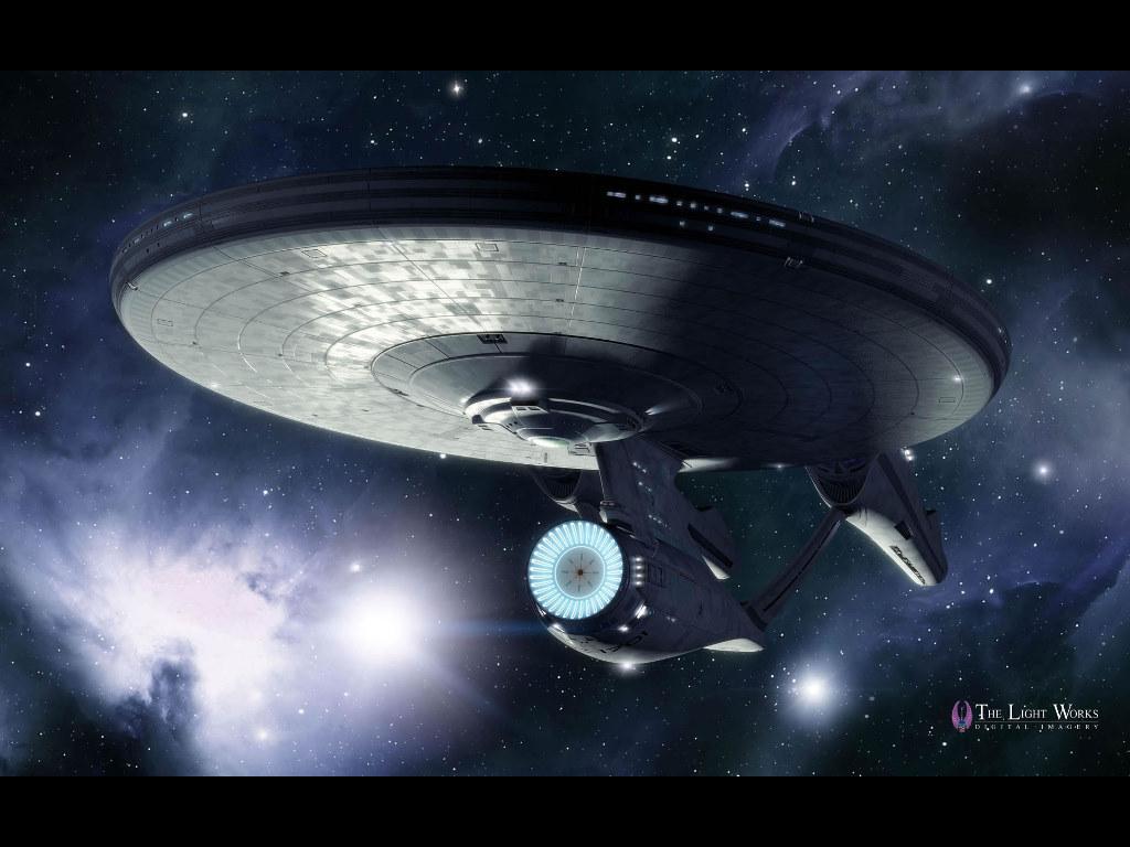Movies Wallpaper: Star Trek (2009) - Enterprise