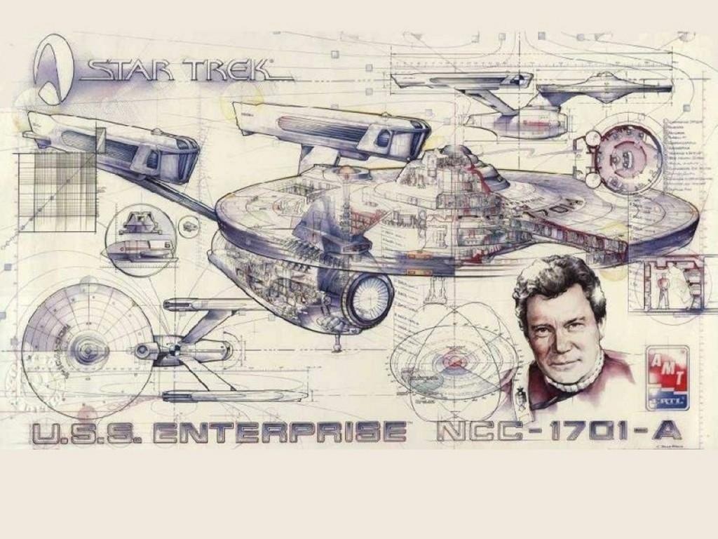 Movies Wallpaper: Star Trek - Captain Kirk