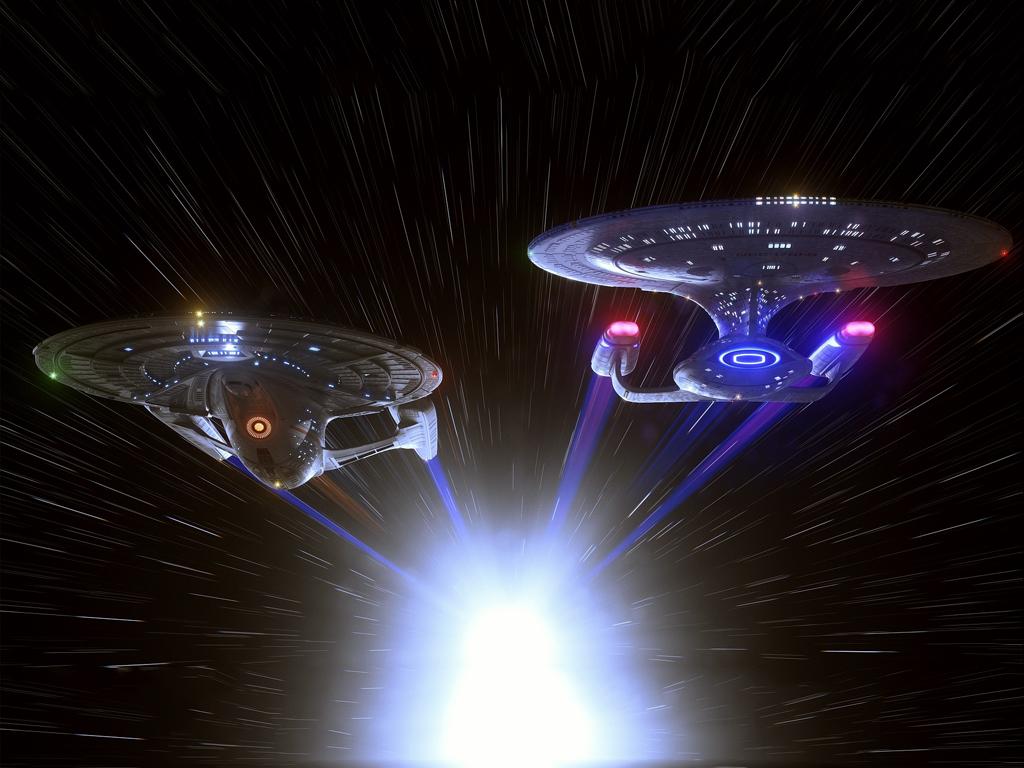 Movies Wallpaper: Star Trek - Ships