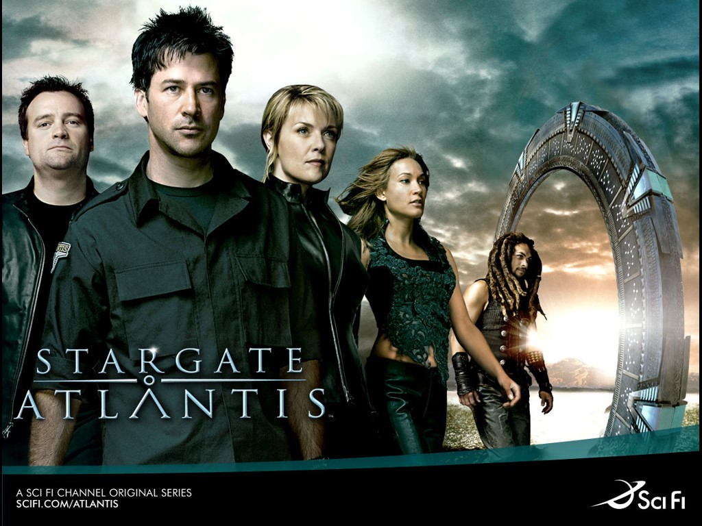 Movies Wallpaper: Stargate Atlantis