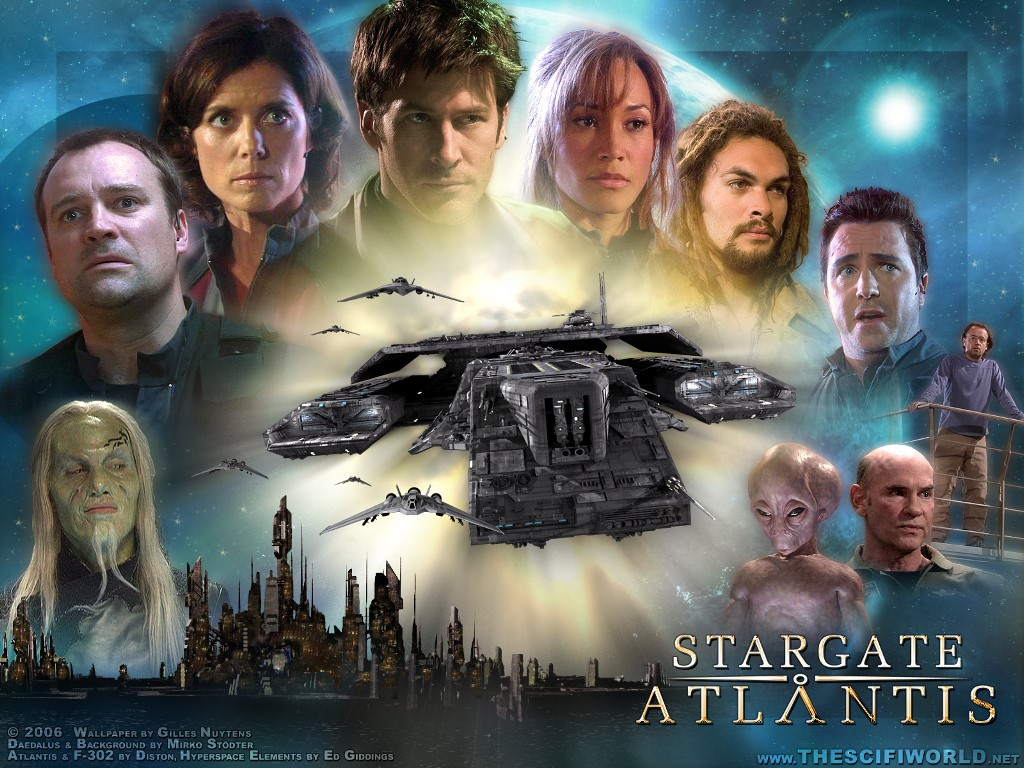 Movies Wallpaper: Stargate Atlantis