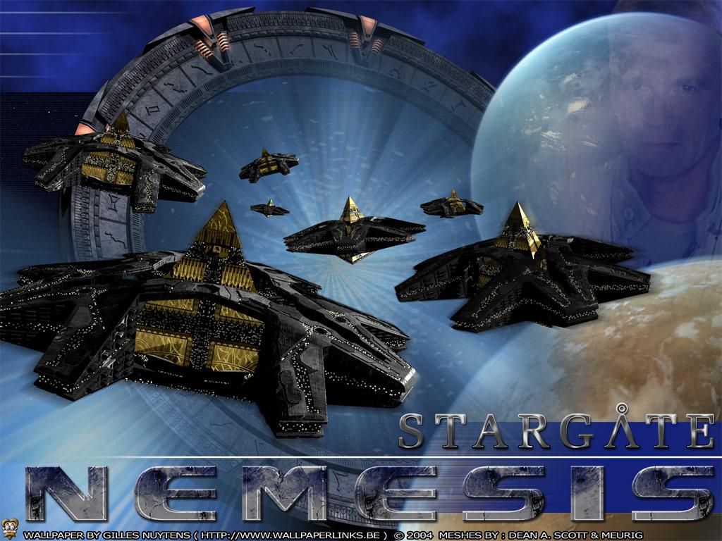 Movies Wallpaper: Stargate - Nemesis