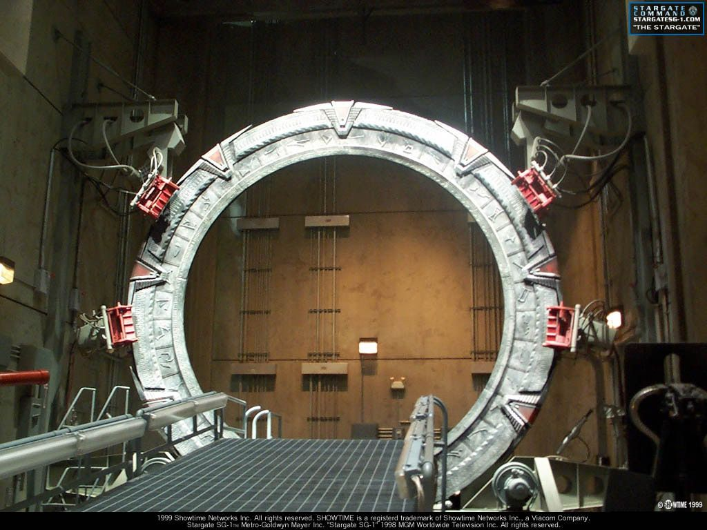Movies Wallpaper: Stargate - Portal