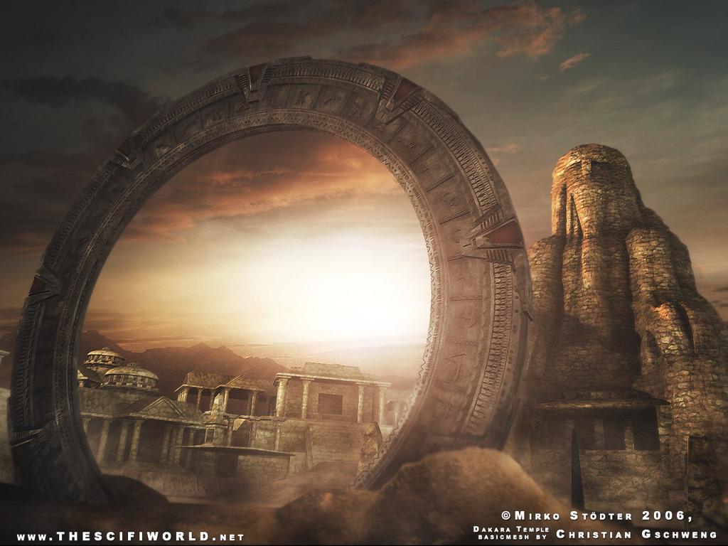 Movies Wallpaper: Stargate SG-1