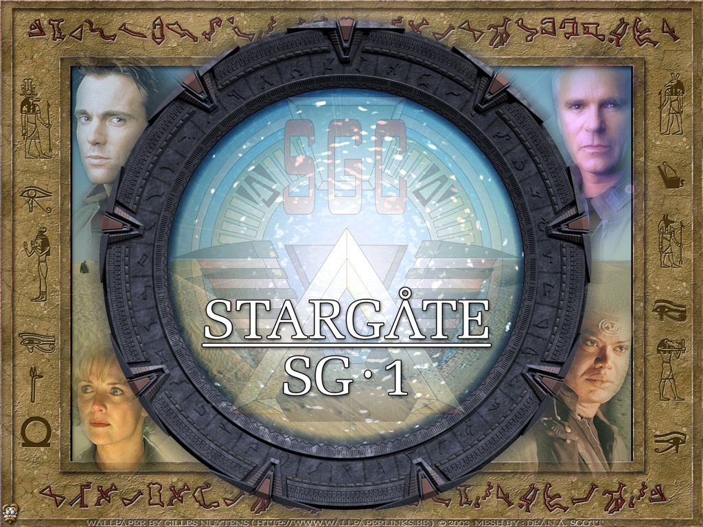 Movies Wallpaper: Stargate SG1
