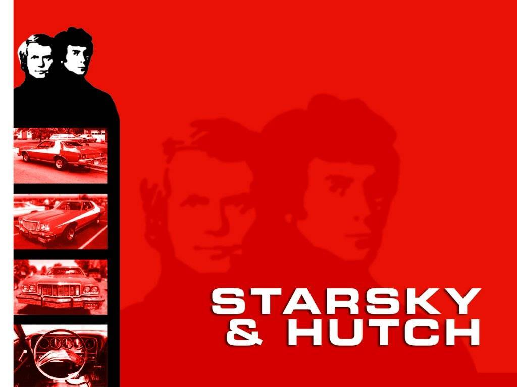 Movies Wallpaper: Starsky & Hutch