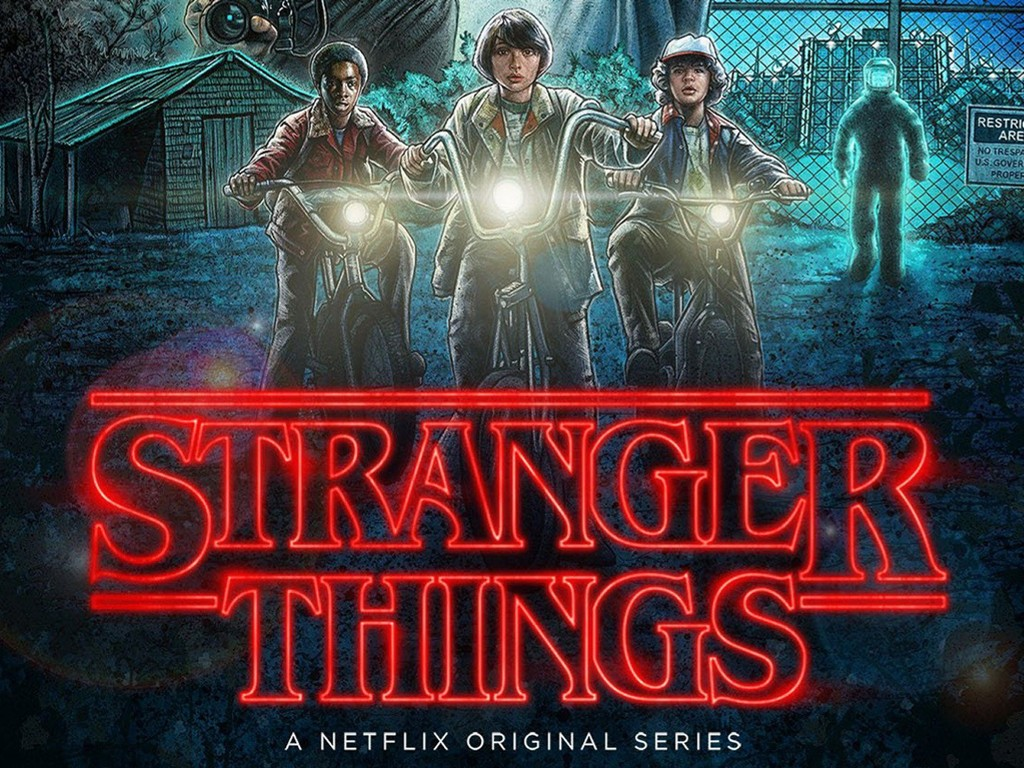 Movies Wallpaper: Stranger Things