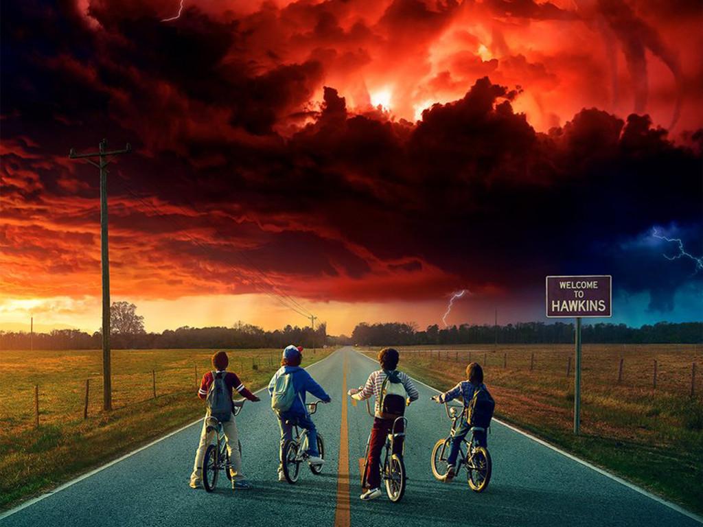 Movies Wallpaper: Stranger Things - Season 2