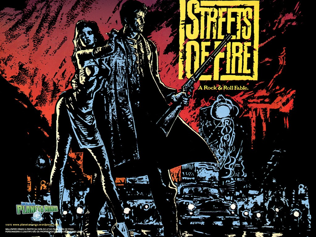 Movies Wallpaper: Streets of Fire
