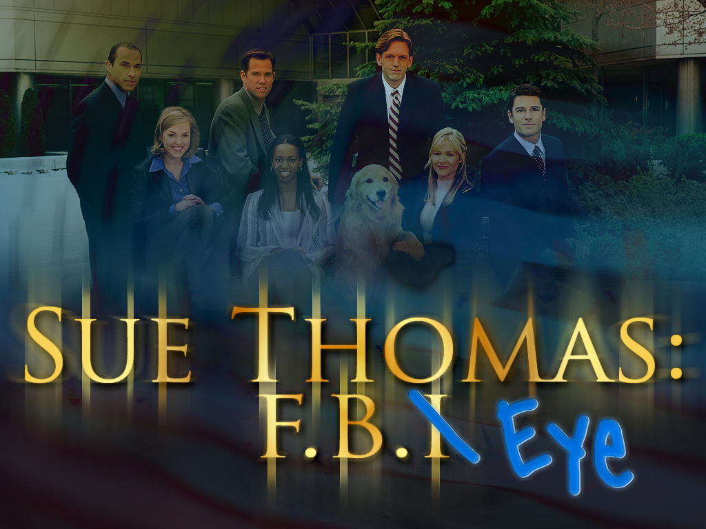 Movies Wallpaper: Sue Thomas: F.B. Eye