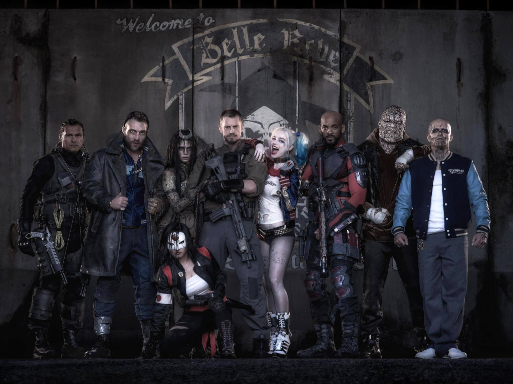 Movies Wallpaper: Suicide Squad