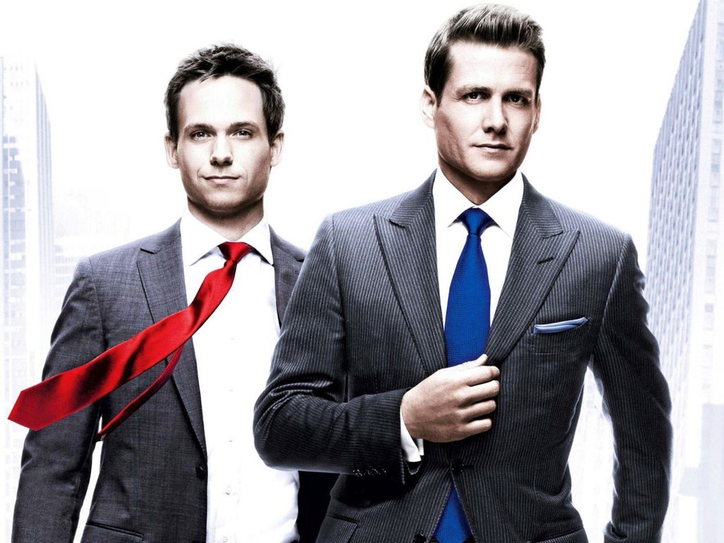 Movies Wallpaper: Suits