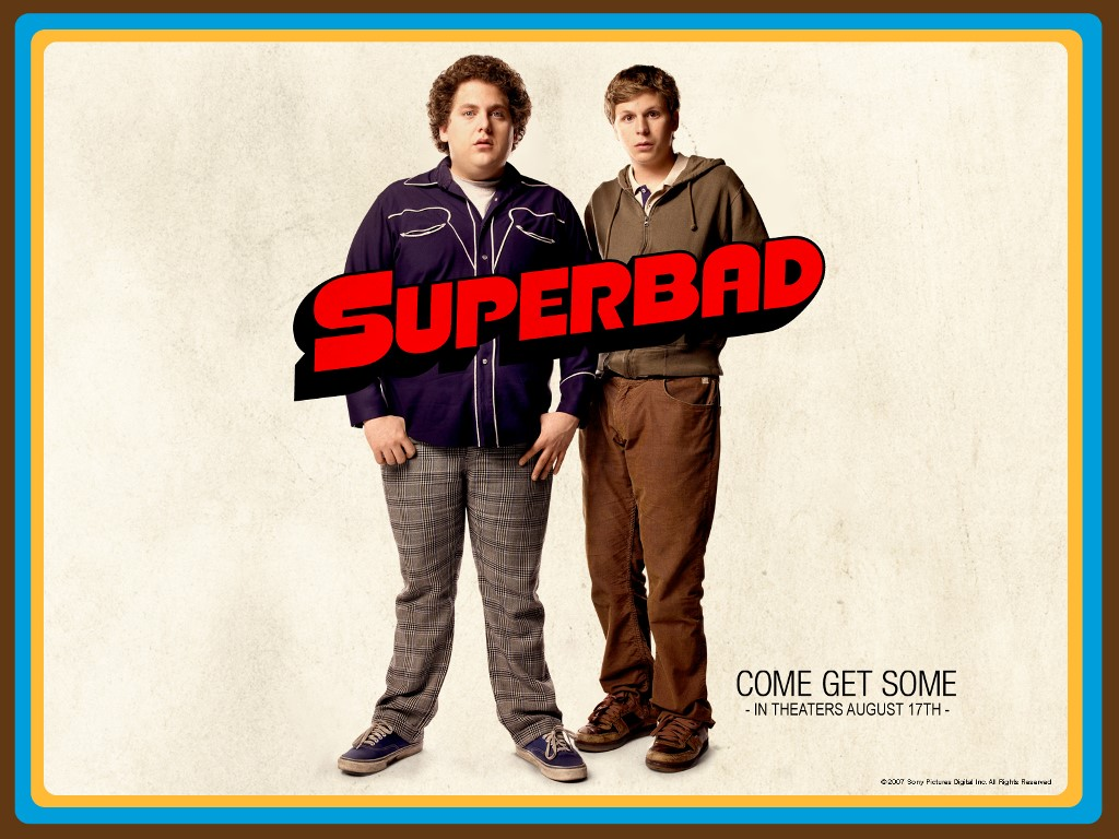 Movies Wallpaper: Superbad