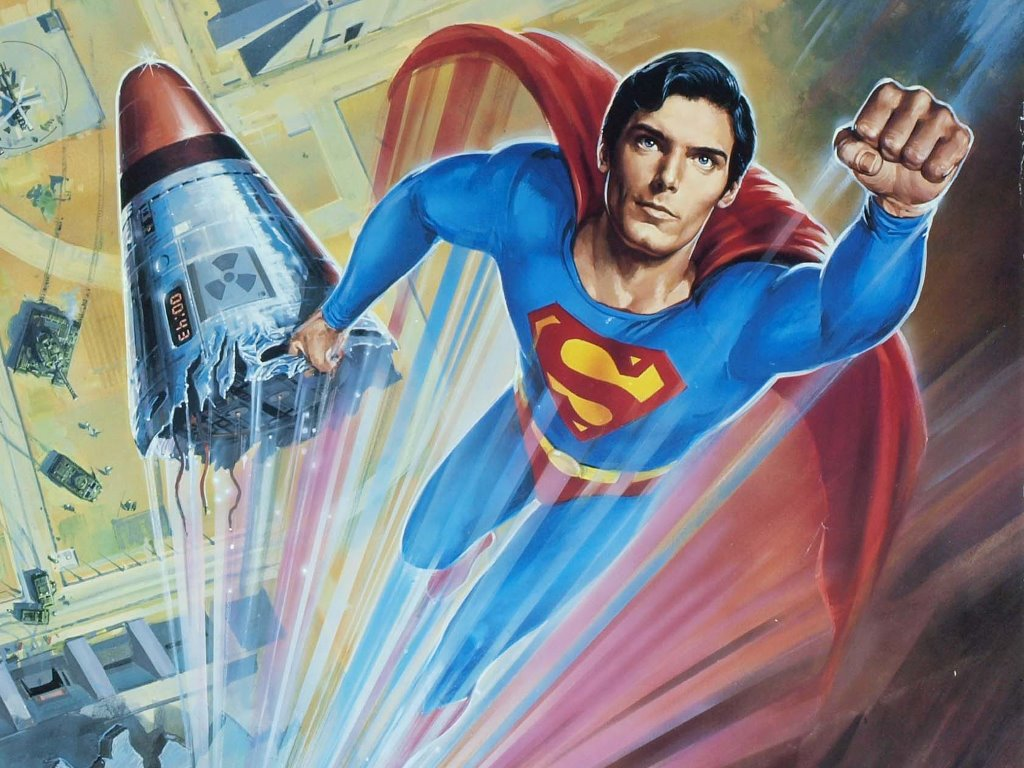Movies Wallpaper: Superman IV - The Quest for Peace