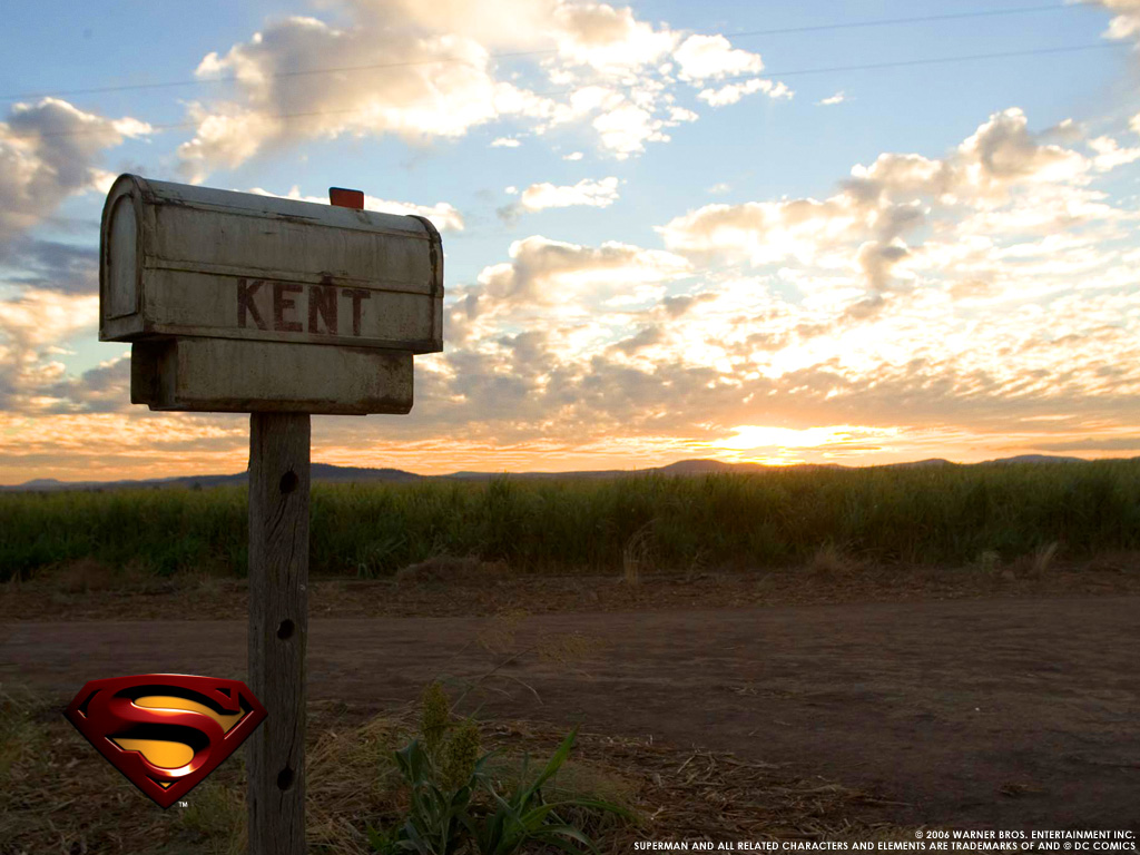 Movies Wallpaper: Superman (2006)