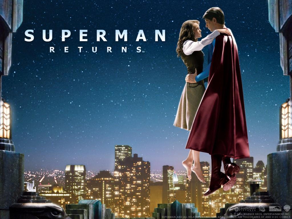 Movies Wallpaper: Superman Returns - Lois and Superman