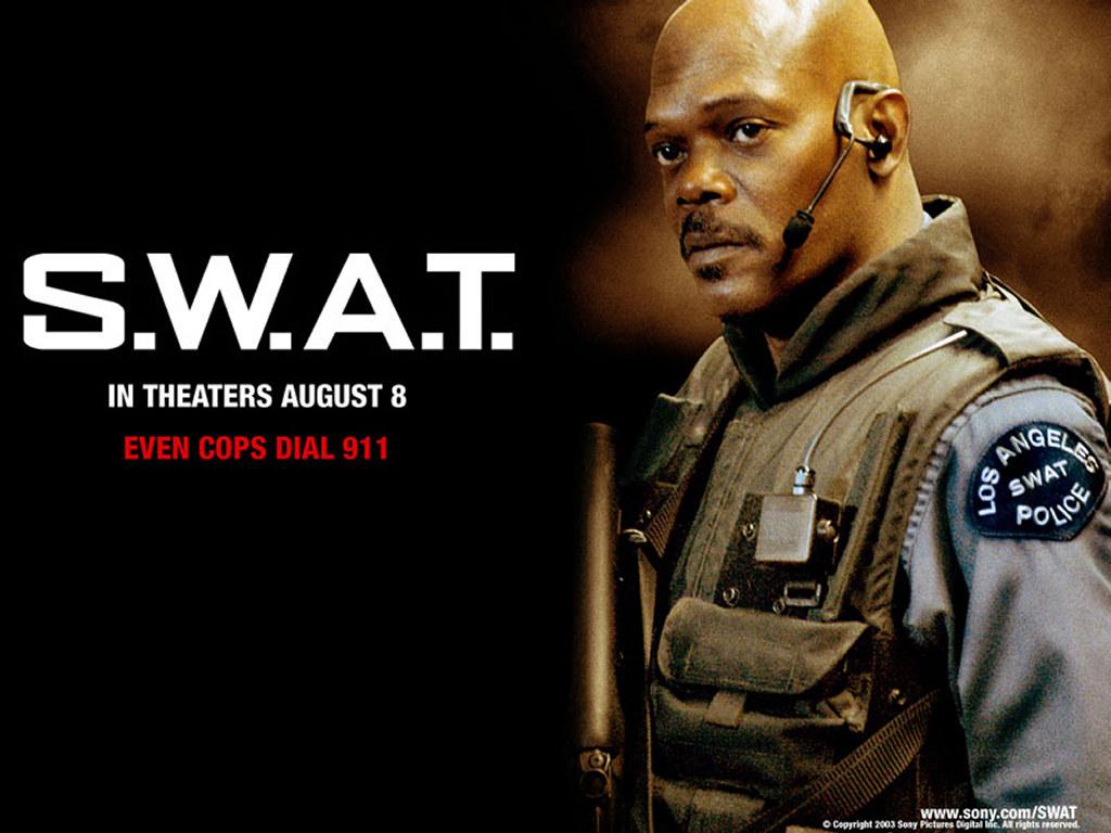 Movies Wallpaper: SWAT