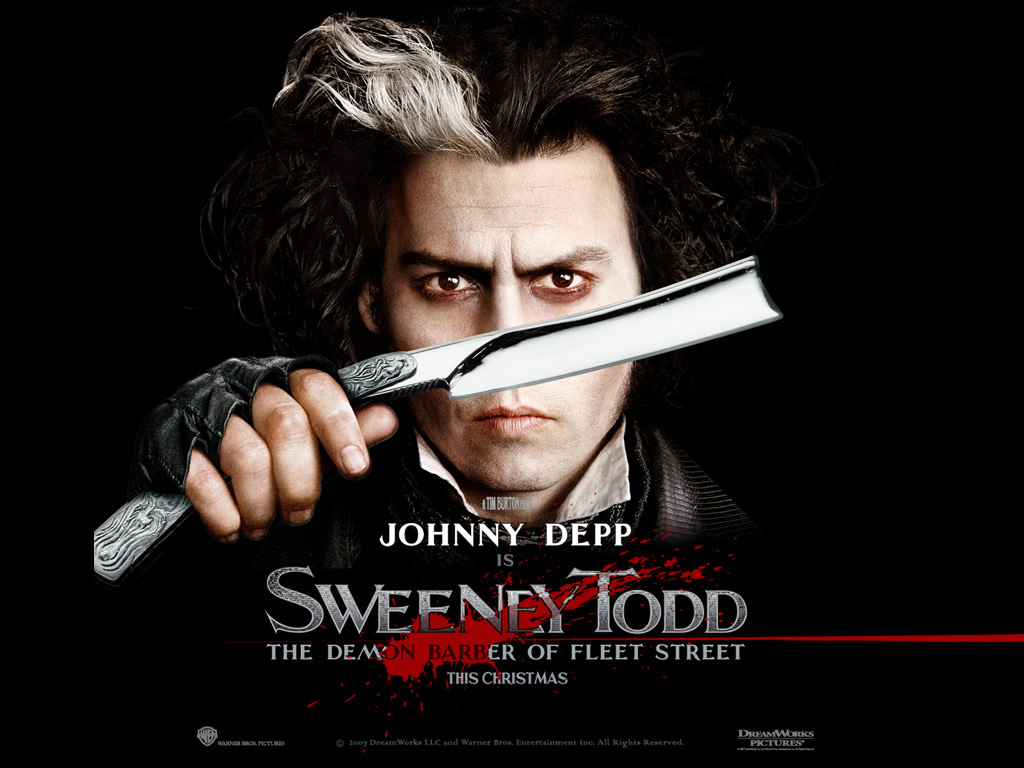 Movies Wallpaper: Sweeney Todd