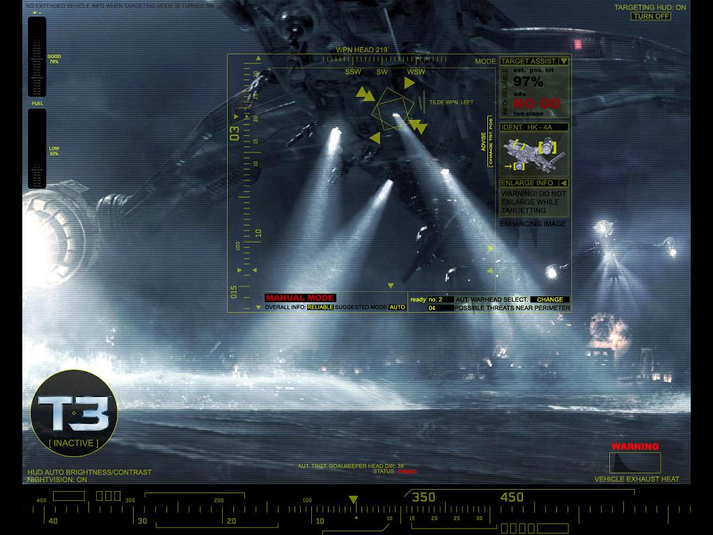 Movies Wallpaper: T3 - War
