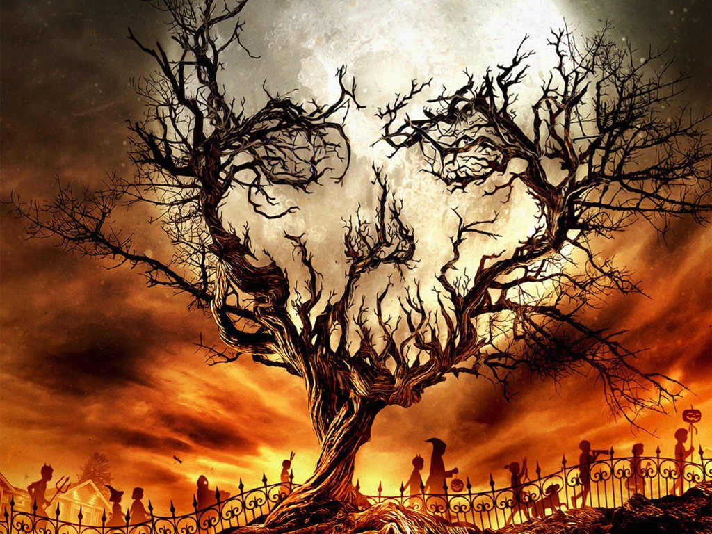 Movies Wallpaper: Tales of Halloween