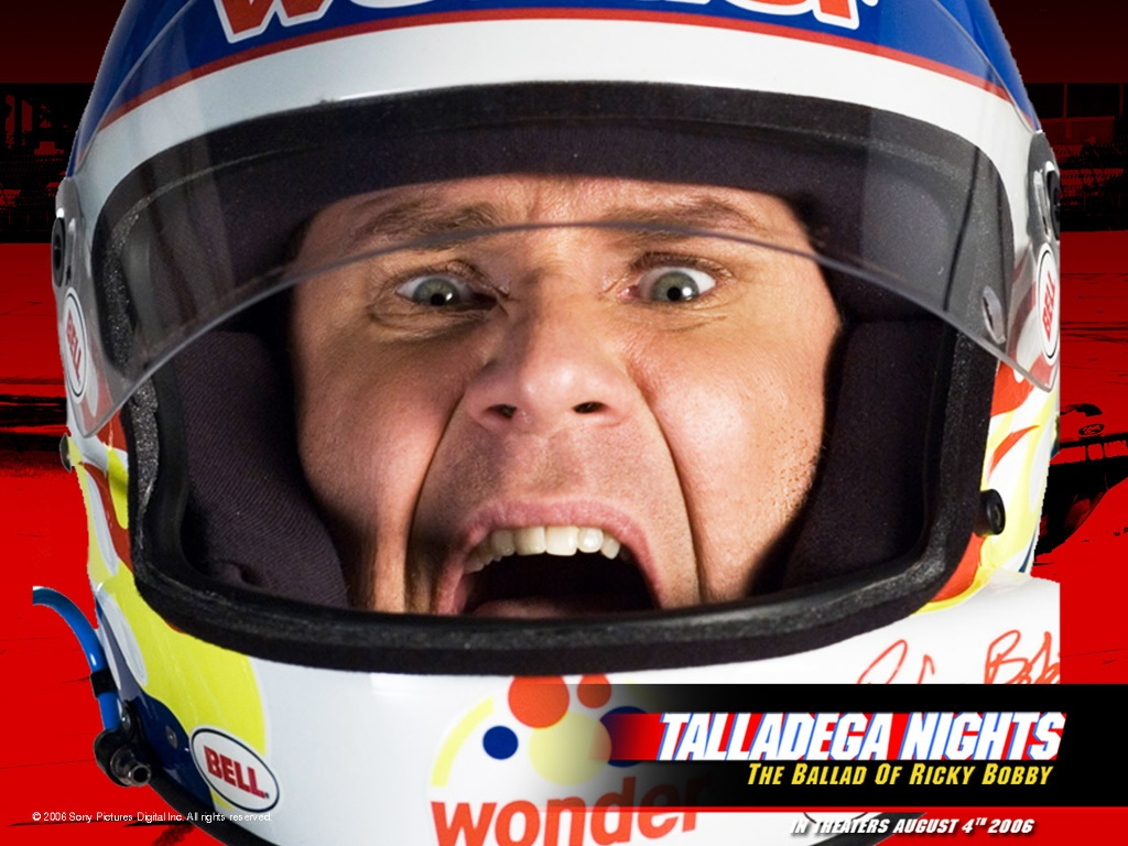 Movies Wallpaper: Talladega Nights - The Ballad of Ricky Bobby