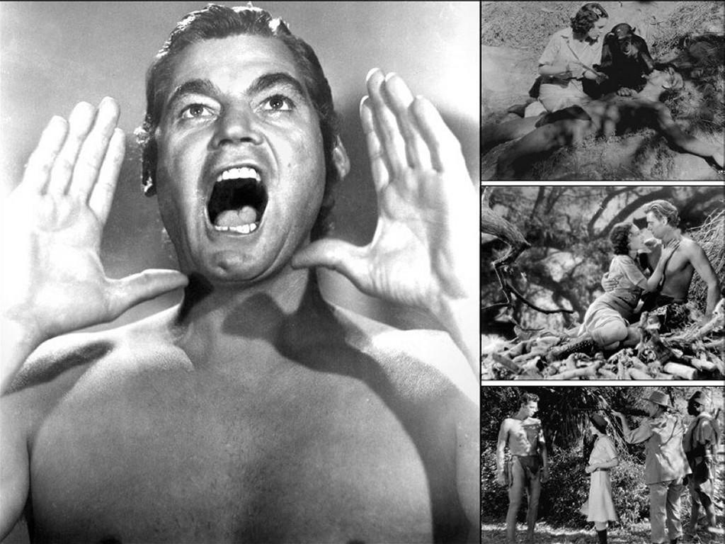 Movies Wallpaper: Tarzan - Collage