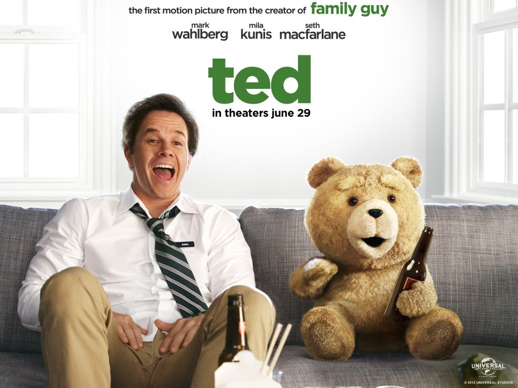 Movies Wallpaper: Ted