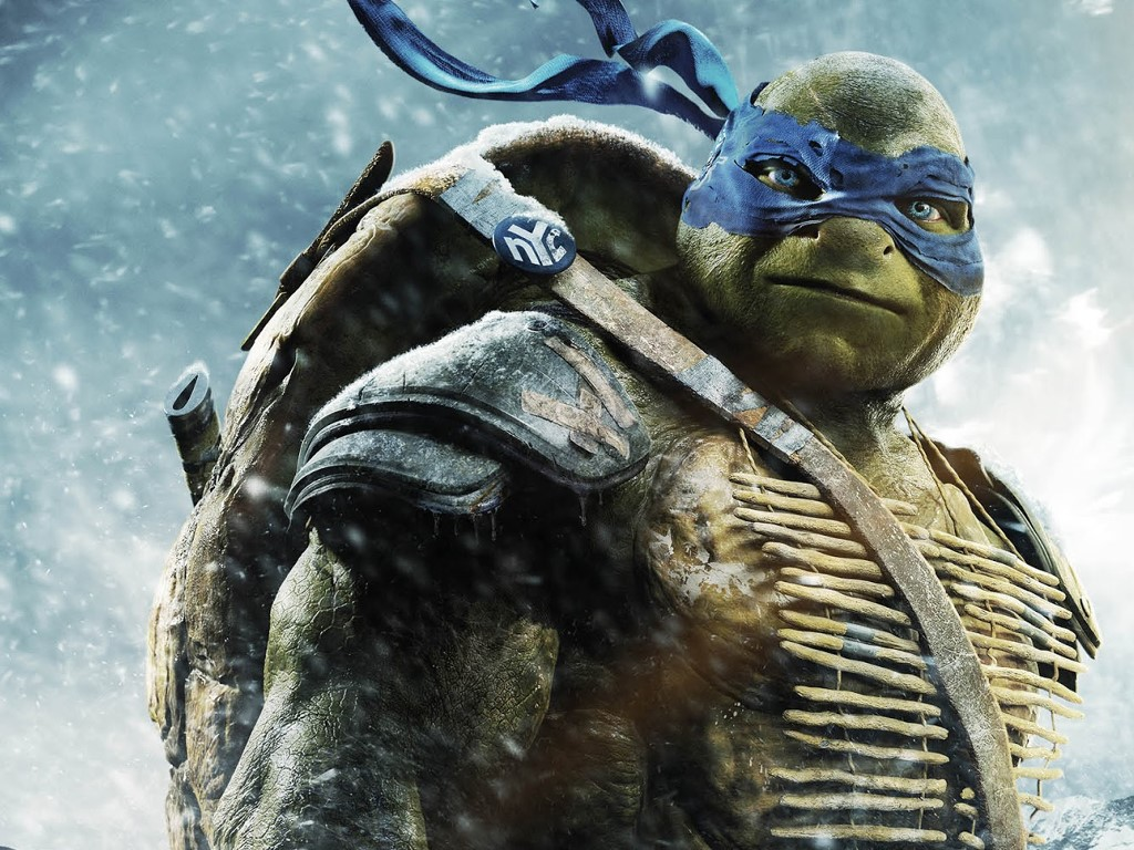 Movies Wallpaper: Teenage Mutant Ninja Turtles (2014)