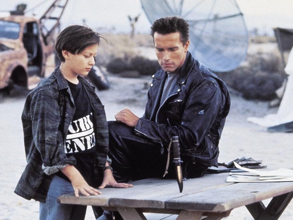 Movies Wallpaper: Terminator 2