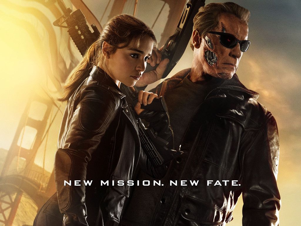 Movies Wallpaper: Terminator Genisys