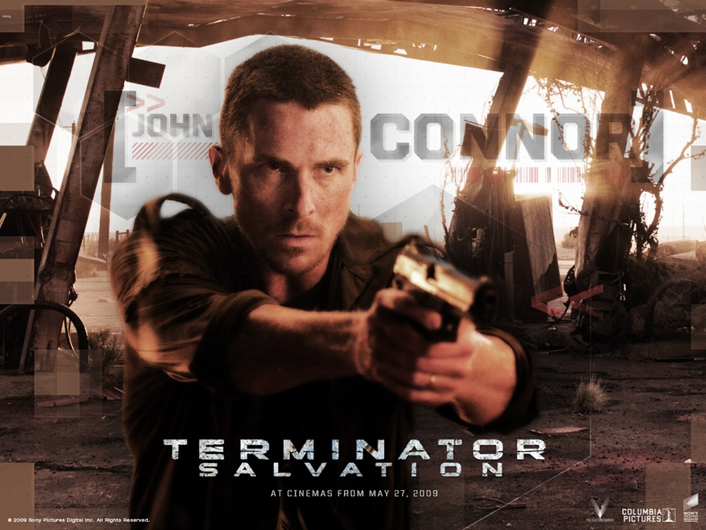 Movies Wallpaper: Terminator - Salvation
