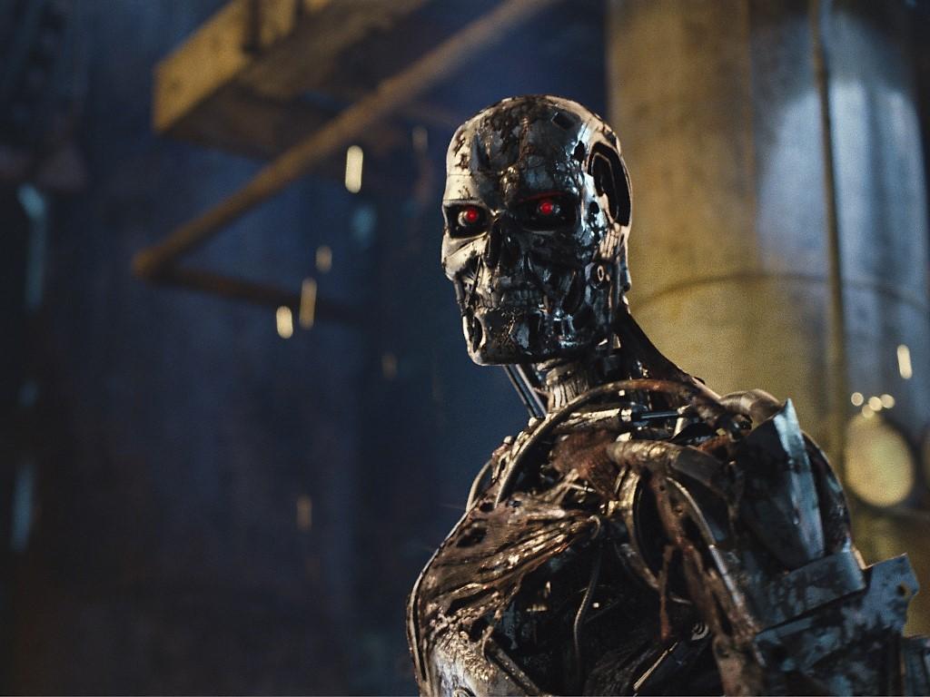 Papel de Parede Gratuito de Filmes : O Exterminador do Futuro - A Salvação