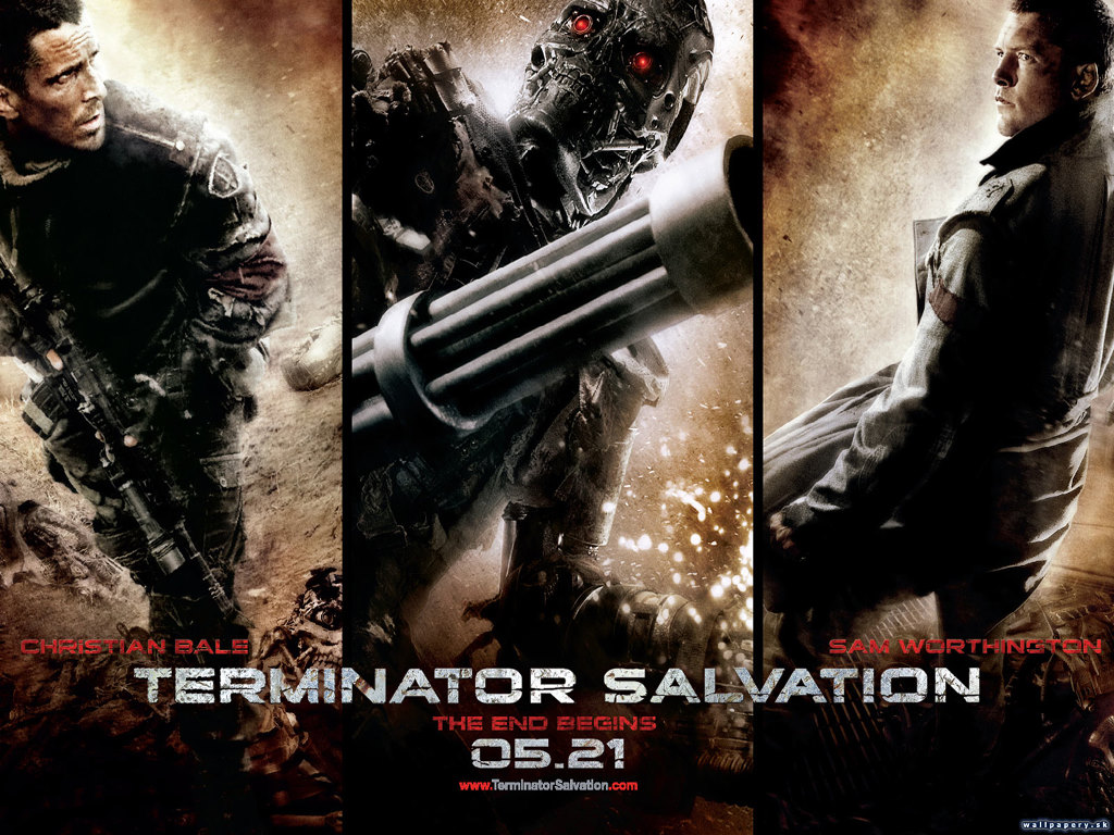Movies Wallpaper: Terminator - Salvation