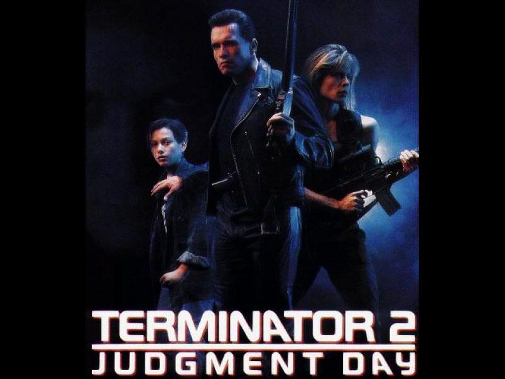 Movies Wallpaper: Terminator 2 - Judgement Day