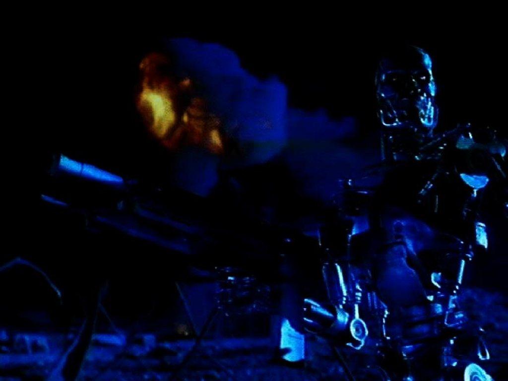 Movies Wallpaper: Terminator 2 - T800